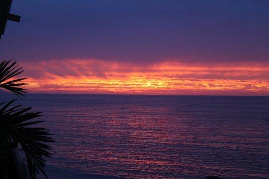 Garza Blanca Preserve, Resort & Spa: Beautiful sunset