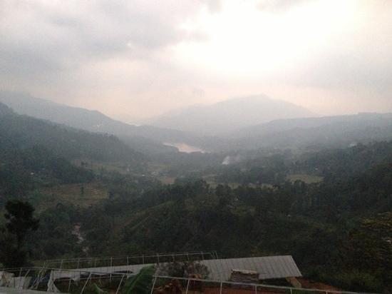 Thuruliya Lodge: view