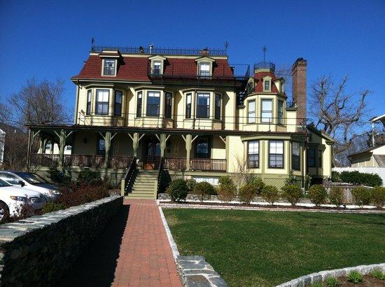 Cliffside Inn: Beautiful