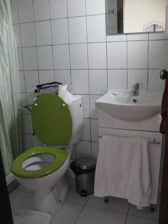 Residencial Melba: Il bagno