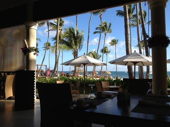 Dreams Palm Beach Punta Cana: seaside grill