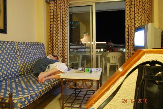 HOVIMA Santa Maria: Hotelkamer