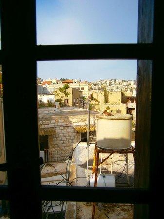 Fauzi Azar Inn by Abraham Hostels: Aussicht vom Zimmer aus