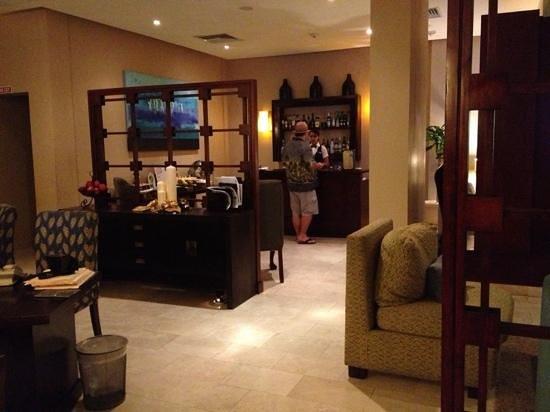 Dreams Palm Beach Punta Cana: pref lounge