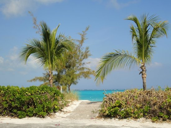 Inn at Grace Bay: a short walk to a pristine beach! (one of many)