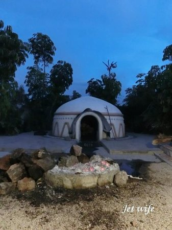 Sitio Sagrado: Temazcal
