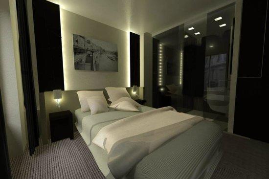 Hotel Elysées Paris : Suite