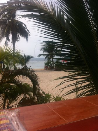 Seaboard Bungalows: Seaboard view from our bungalow 203