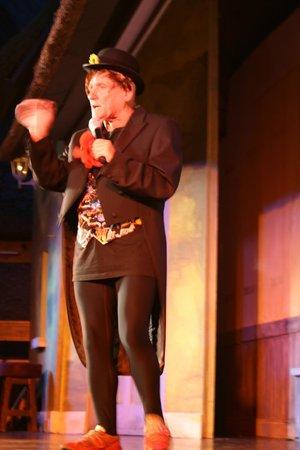 Taylors Three Rock : Noel V Ginnity Irish Comedian