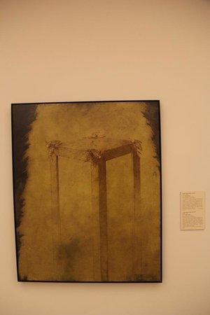 Museo de la Real Academia de Bellas Artes de San Fernando : Hernandez, mesa malaya