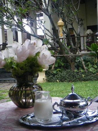 Puripunn Baby Grand Boutique Hotel: attention to detail