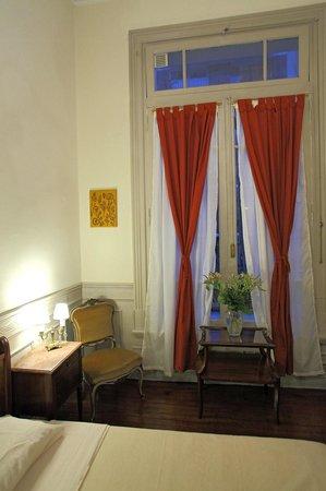 Mansion Junin Hostel & Suites: habitacion