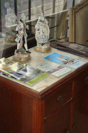 Mansion Junin Hostel & Suites: recepcion