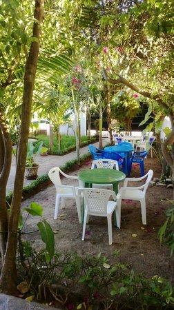 Punda Milia Paradise Bar and Restaurant: Relax !