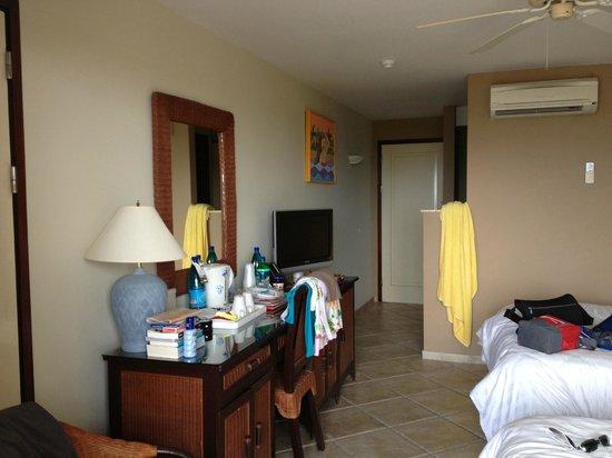 Lions Dive & Beach Resort Curacao: Onze kamer
