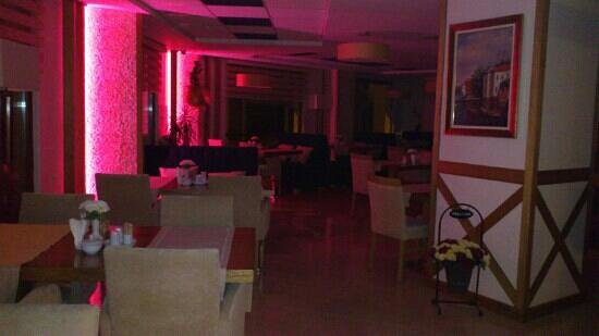 Levent Otel Istanbul: levent otel restorant