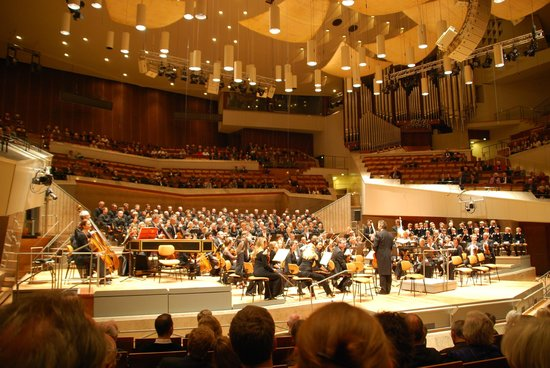 Berlin Philharmonic: At the concert