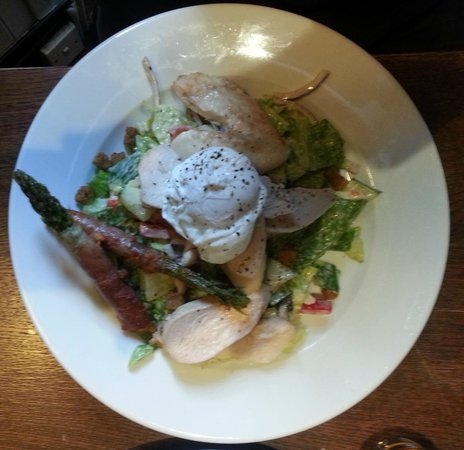 The Horse and Groom: One of the best - Caesar Salad at The Horse & Groom