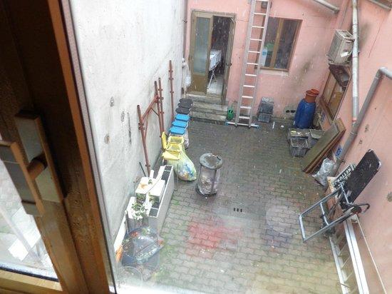Hotel Nettuno: vue de la chambre