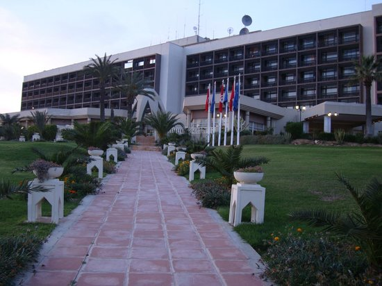 Sheraton Tunis Hotel: general view