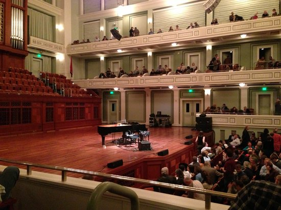 Schermerhorn Symphony Center: Box seating available