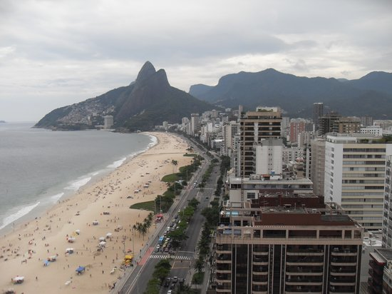 Galani Restaurant: Praia do Leblon