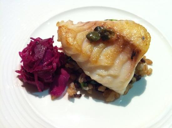 Caoba Restaurant : delicioso