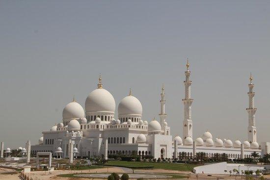 Big Bus Tours Abu Dhabi: mosquée