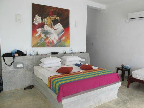 Shangri-Lanka Villa: Schlafbereich