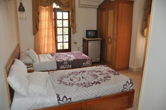 El Mesala Hotel: Bedroom