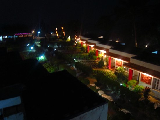 Neel Nirjaney: View from 2nd floor room