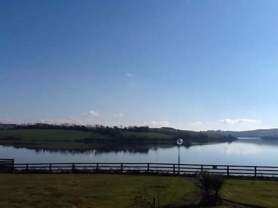 Ballinadee, Ireland: View from the holiday home ' just superb'