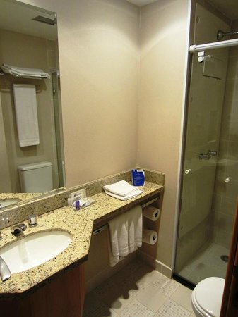 Transamerica Executive Faria Lima: Bathroom
