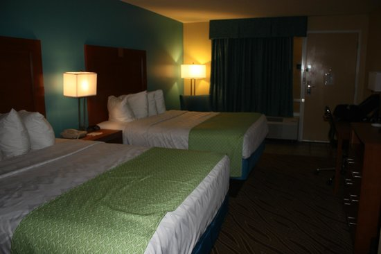 BEST WESTERN Navarre Waterfront: Our room