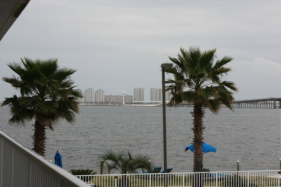 Best Western Navarre Waterfront: View