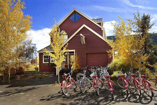 The Ruby of Crested Butte - A Luxury B&B