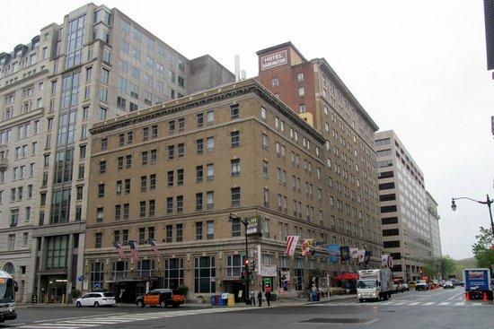 Hotel Harrington: Harrington Hotel, Washington, DC