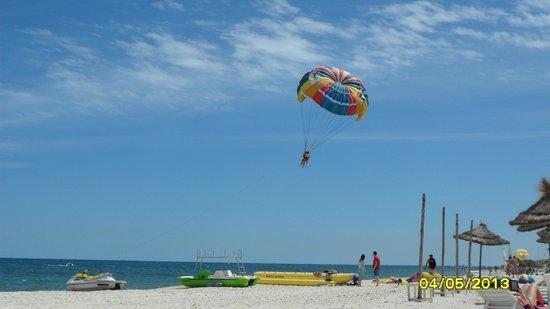 Dessole Abou Sofiane Resort : Afternoon on the beach