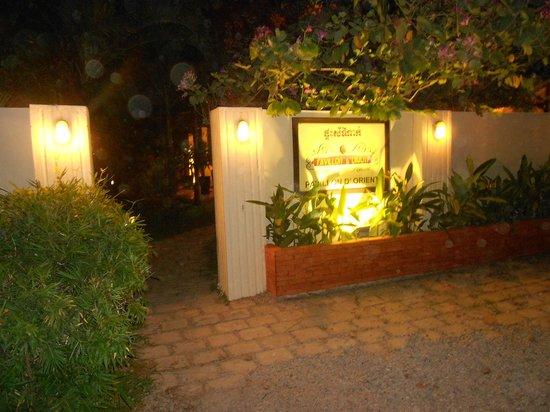 Pavillon d'Orient Boutique-Hotel : Enter the Oasis