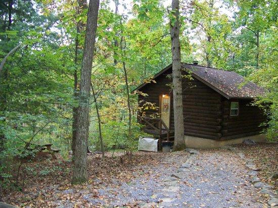 Ole Mink Farm Recreation Resort: cottage