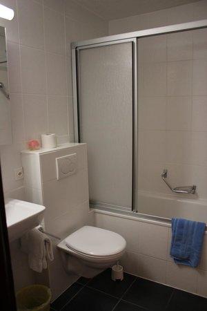 Haus Theodul: Nice bathroom
