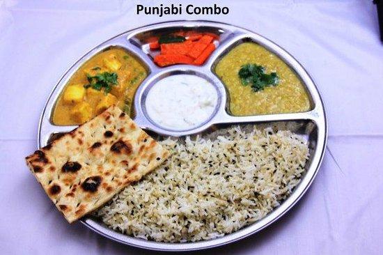 Standard Sweets and Snacks: Punjabi Combo