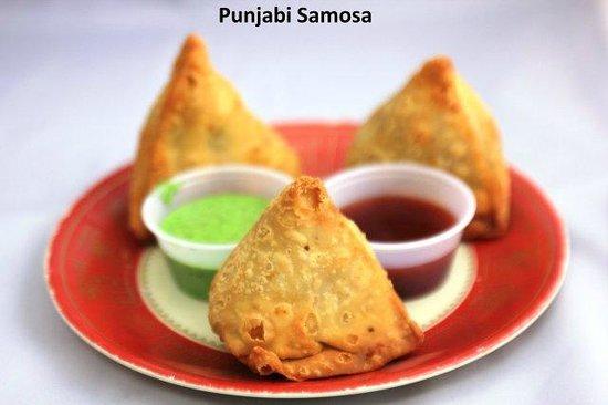 Standard Sweets and Snacks: Panjabi Samosa