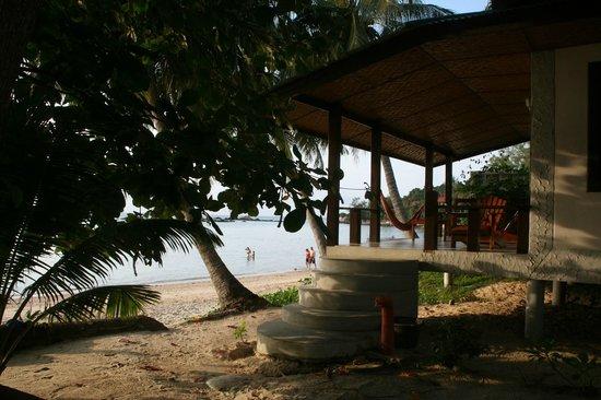 Seaflower Bungalows : Bungalow Ayutthaya Beachfront suite