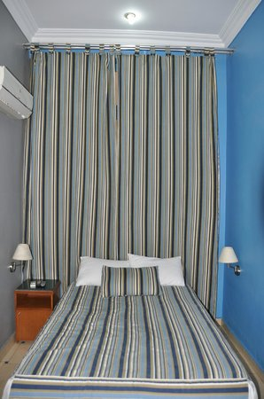 Golden Hotel: Double room (#305)
