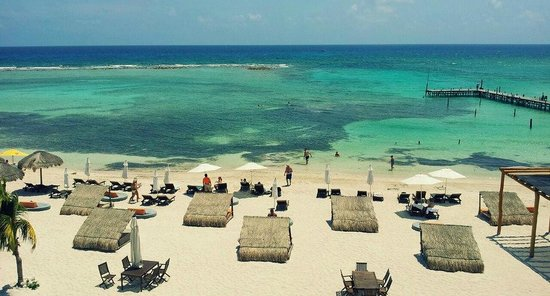 Koox Quinto Sole Boutique Hotel: Club de playa