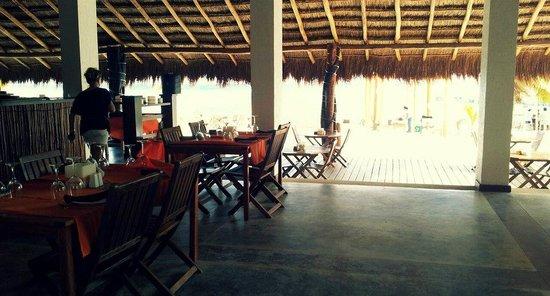 Koox Quinto Sole Boutique Hotel: Restaurante