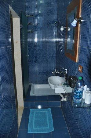 Golden Hotel: Double room (#305)