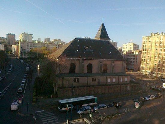 Ibis Paris Pantin Eglise: Eglise Pantin