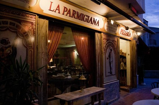 Ristorante La Parmigiana